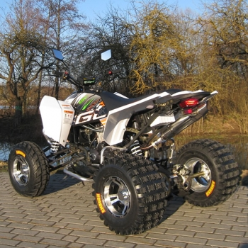 mad max 250 cc quad enduro version mit stra enzulassung motorradzubeh r quad scooter. Black Bedroom Furniture Sets. Home Design Ideas