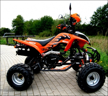 shineray 200cc coc xy200stiie b quad atv mit stra enzulassung motorradzubeh r quad scooter. Black Bedroom Furniture Sets. Home Design Ideas