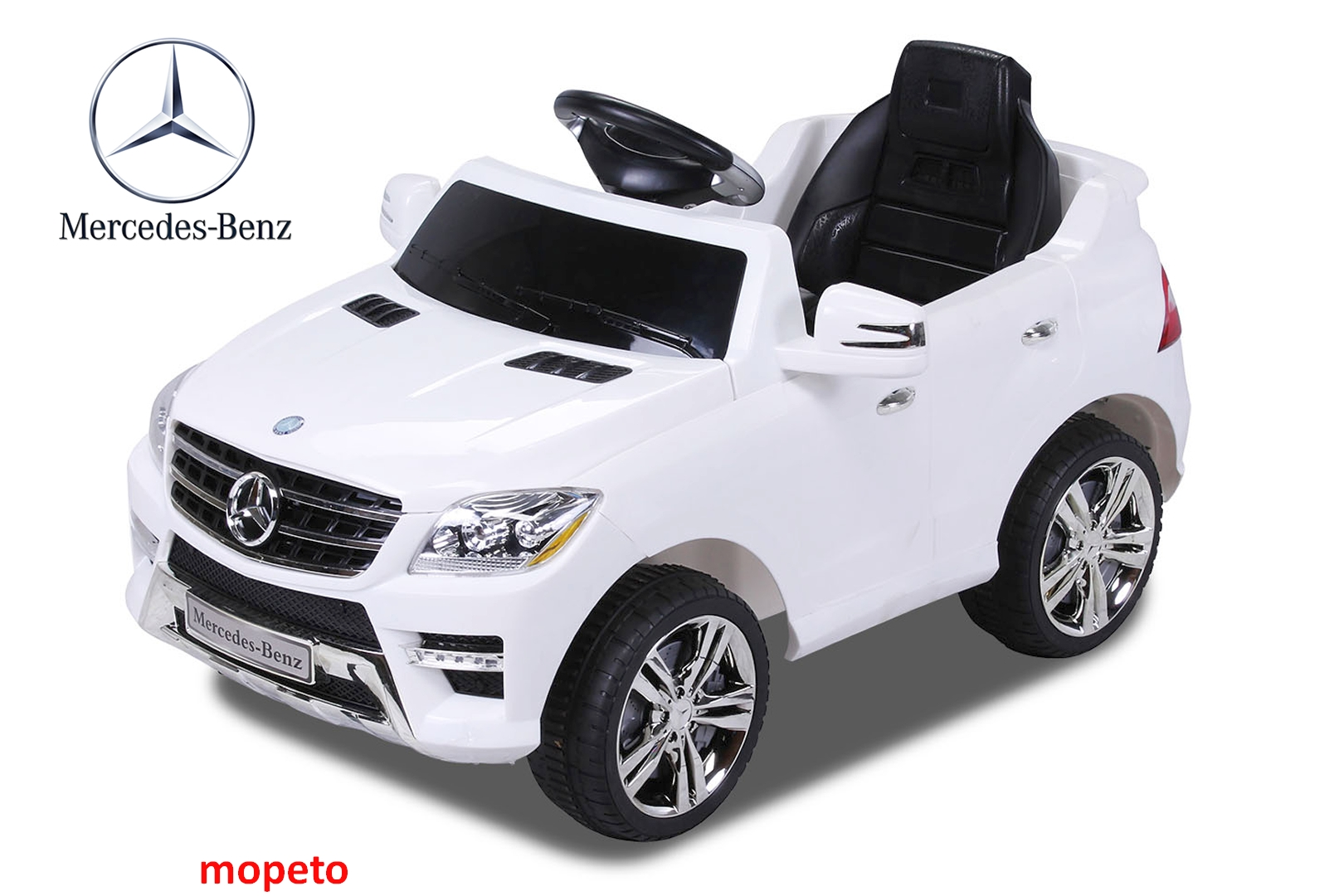 kinder elektroauto auto mercedes ml 350 motorradzubeh r. Black Bedroom Furniture Sets. Home Design Ideas