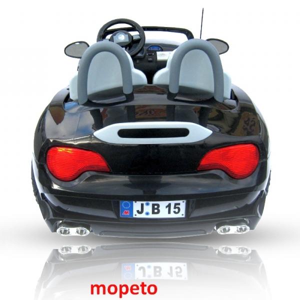 kinder elektroauto 2 sitzer b15 mit 2 x 45 watt motor. Black Bedroom Furniture Sets. Home Design Ideas
