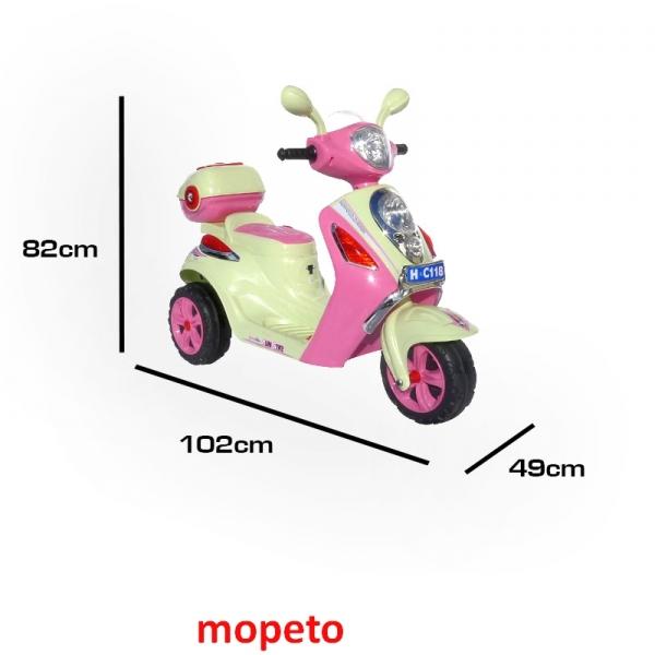 kinder elektroroller c118 motorradzubeh r quad scooter. Black Bedroom Furniture Sets. Home Design Ideas