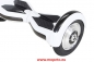 Mobile Preview: E-Balance Hoverboard ROBWAY W3 10`Reifen mit App-Funktion