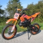 Preview: Kinder JUGEND CROSS DIRTBIKE JC125 cc 17/14
