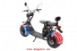 Preview: Elektro Scooter Harley Two 1500 Watt 60 Volt