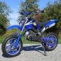 Preview: Kinder Mini Crossbike Delta 49 cc 2-takt Pitbike