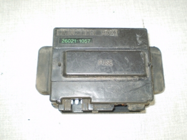 Kawasaki GPZ 600 ZX600A Junction Box Sicherungsbox