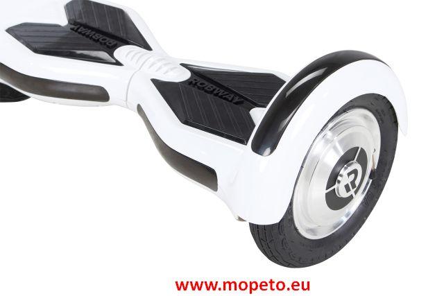 mopeto e balance hoverboard robway w3 10 reifen mit app funktion. Black Bedroom Furniture Sets. Home Design Ideas