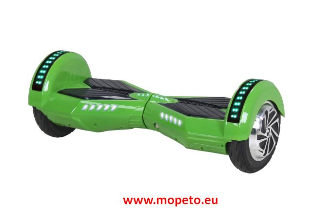 mopeto e balance hoverboard robway w2 8 reifen mit app funktion