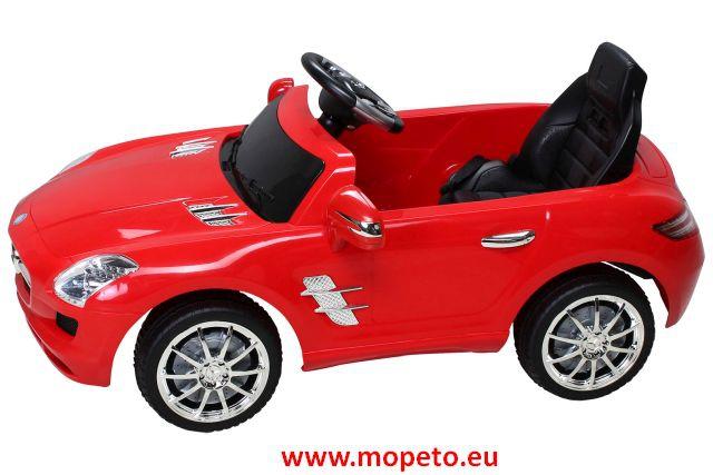 kinder elektroauto mercedes sls amg motorradzubeh r quad. Black Bedroom Furniture Sets. Home Design Ideas