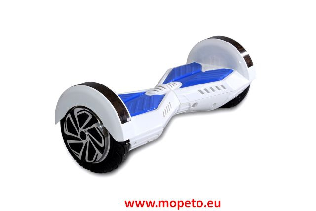 E-Balance Hoverboard ROBWAY W2 8`Reifen mit App-Funktion