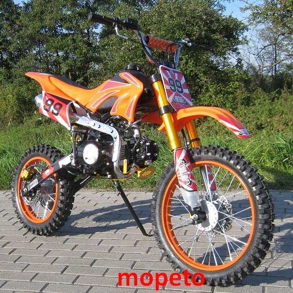 Kinder JUGEND CROSS DIRTBIKE JC125 cc 17/14