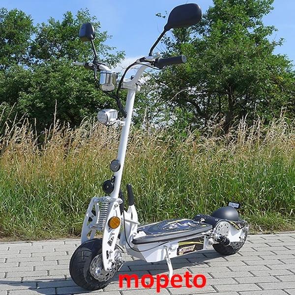 road elektro roller scooter mit strassenzulassung. Black Bedroom Furniture Sets. Home Design Ideas