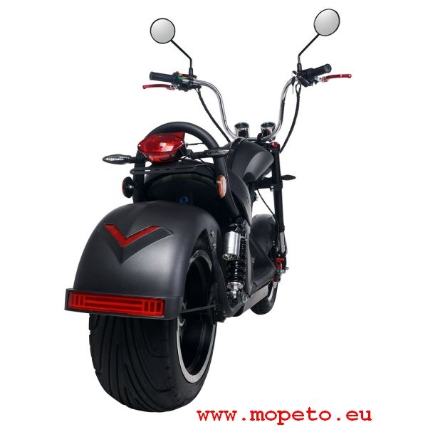 Harley One Elektro Scooter 2000 Watt