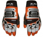 Cross / BMX Handschuhe MX01, Orange