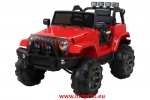 Kinder Elektroauto Offroad Jeep Adventure 2 x 35 Watt