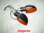 1306 Ducati 750SS i.E. ZDMV LED Blinker Carboon